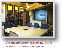 Outer Circle Products of Chicago uses Audio/Visual products from United Visual