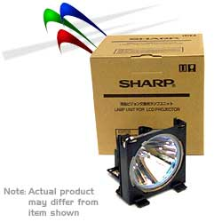 Sharp AN-XR10LP replacement lamp module for Sharp XG-MB50X, XR-10S and XR-10X projectors