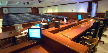AV Support for Courtrooms